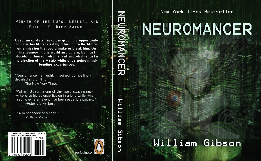 Neuromancer Double lady