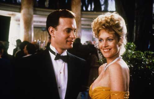 Tom Hanks is hardly a convincing bonds trader from the ruthless Wall Street.