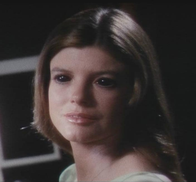 The Stepford Wives film featured an unfinished robot version of Joanna, which begs the question of why one would clothe her before sorting out those nightmarish eyes. Boobs or eyes people?