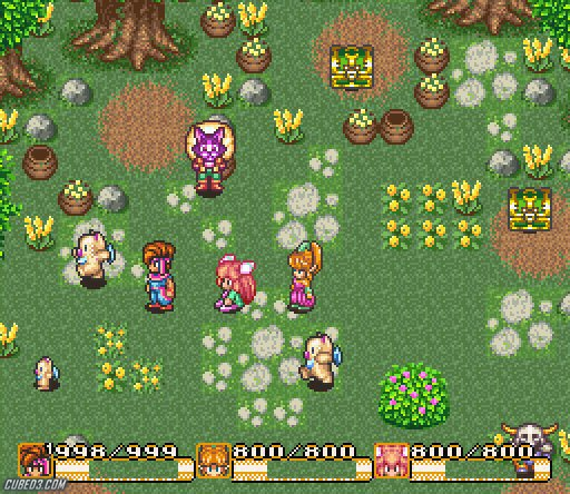 Secret of Mana Neko
