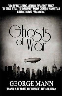 Ghost of War book cover George Mann