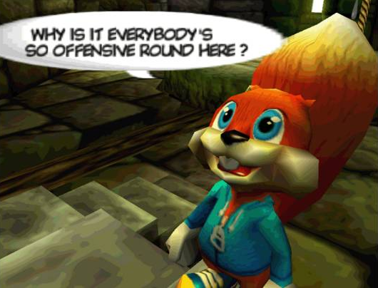 conkers bad fur