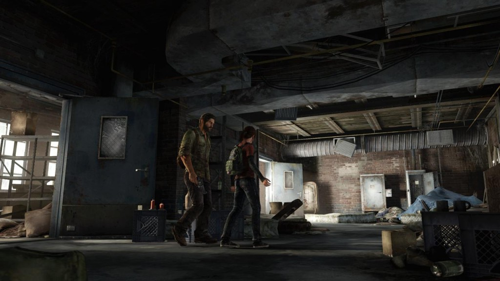 Last of Us Warehouse
