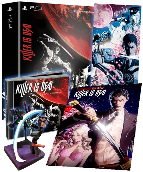 killer is dead fan edition