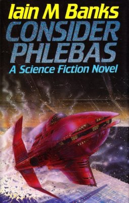 Consider Phlebas book cover