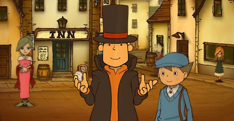 Prof Layton Curious Village