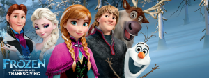 Frozen (Top 10 Films of 2013)