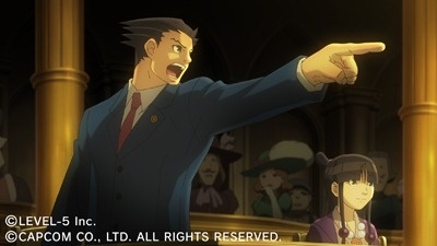 Ace Attorney Objection Prof Layton