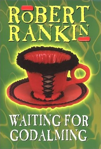 Waiting for Goldaming Robert Ranking book cover