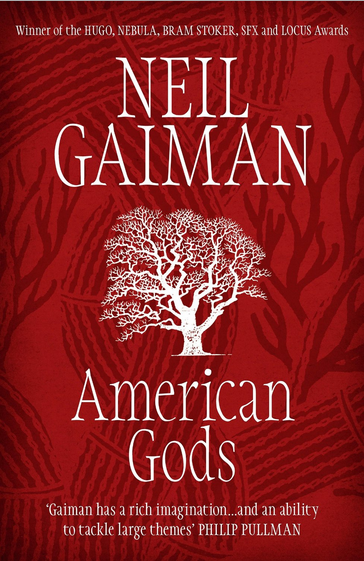 American Gods Red cover