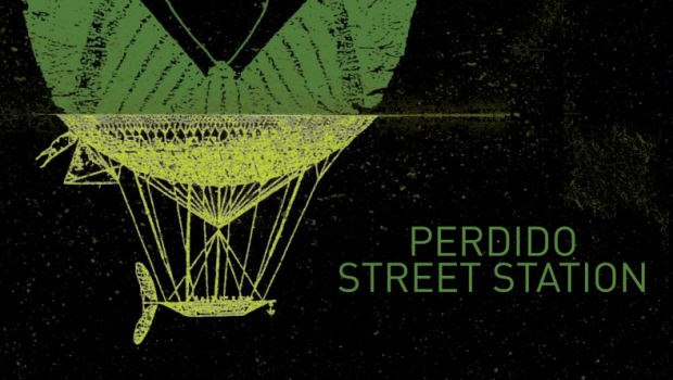 Perdido Street Station Cover Banner