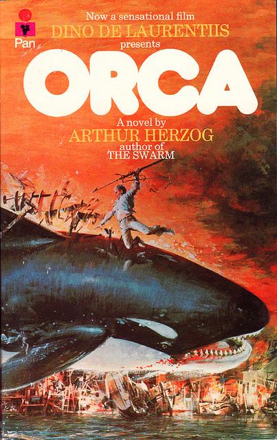 Orca Arthur Herzog Novel Book