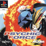 Psychic Force (Top 10 3D Fighters)