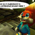 conkers bad fur (Perception of Gaming)