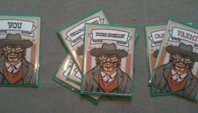 Them's Fighting Words card game