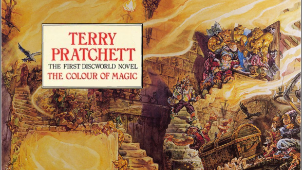 The Colour of Magic Banner